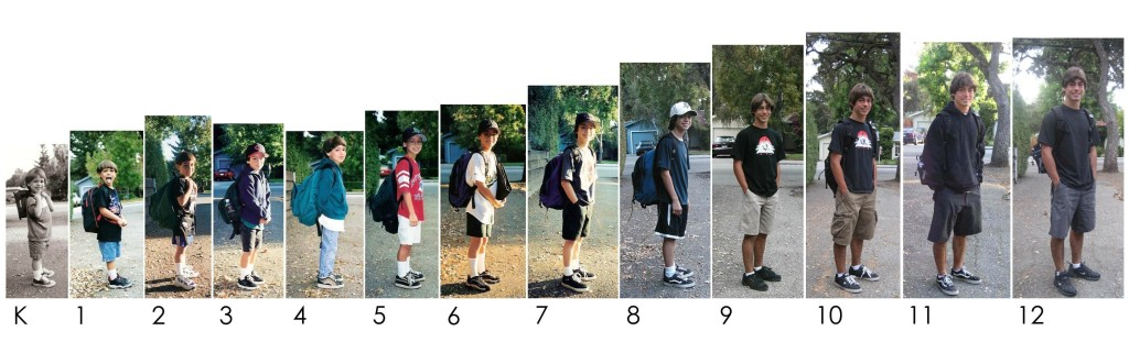 こんな風に子供の成長を見比べるのも面白い! (From hypervocal.com)