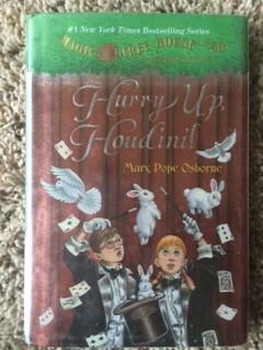 Houdiniというパフォーマーのエピソード