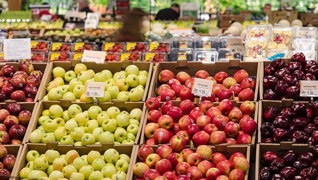 リンゴの種類はたくさん (From minnpost.com)