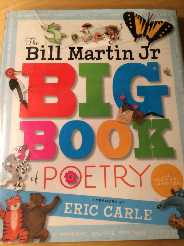 Big Book Poetry