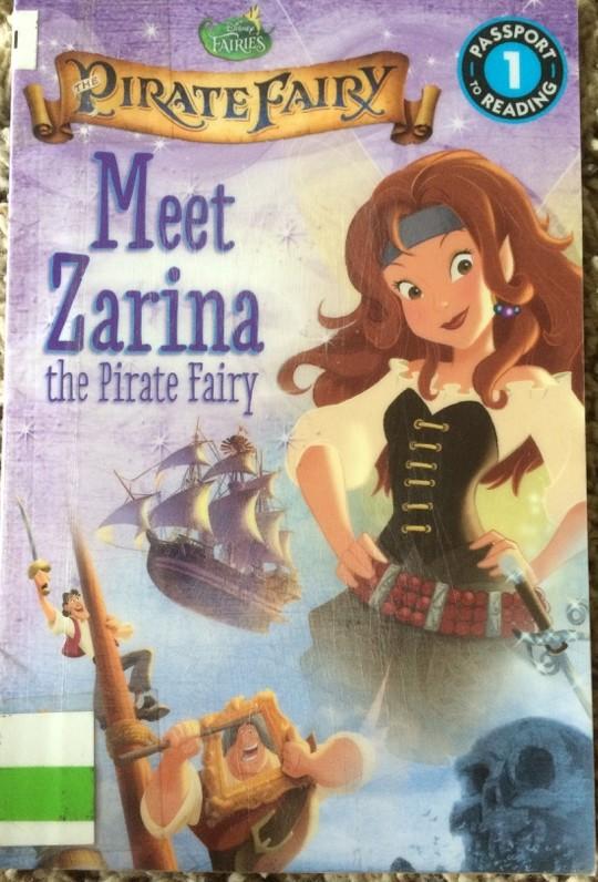 Meet Zarina