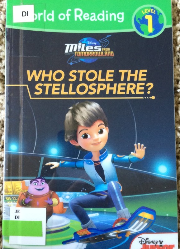Who stole the stellosphere