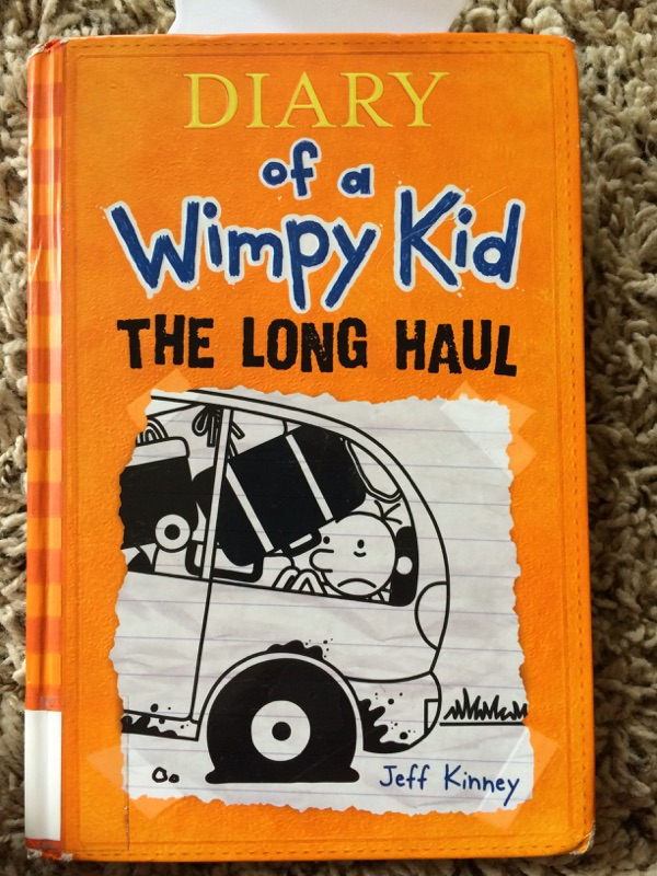 Diary of wimpy kid: The Long Haul