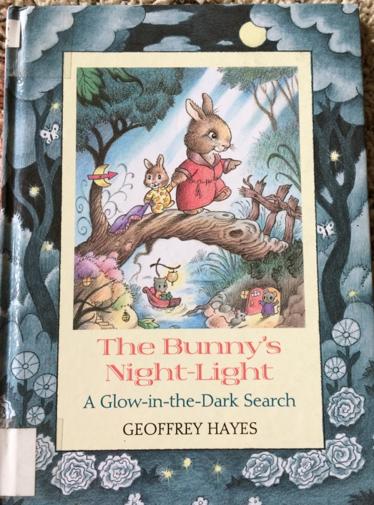 Bunnys night light