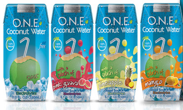 one-coconut-water